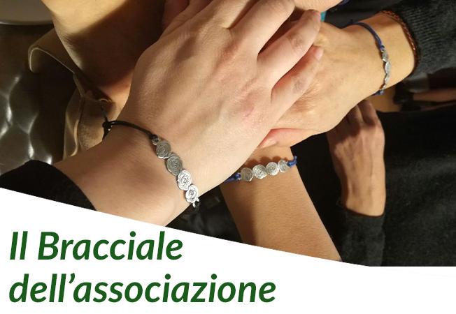 banner il bracciale dell'associazione