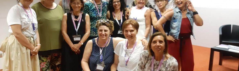 Il 5 e 6 Luglio si è svolto a Milano il corso di aggiornamento sulle cure per il tumore al seno