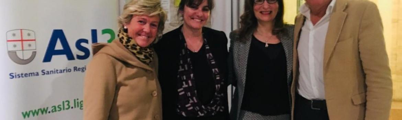 Giornata della Trasparenza - Genova 16 gennaio 2020 Noicisiamo - Asl3Regione Liguria